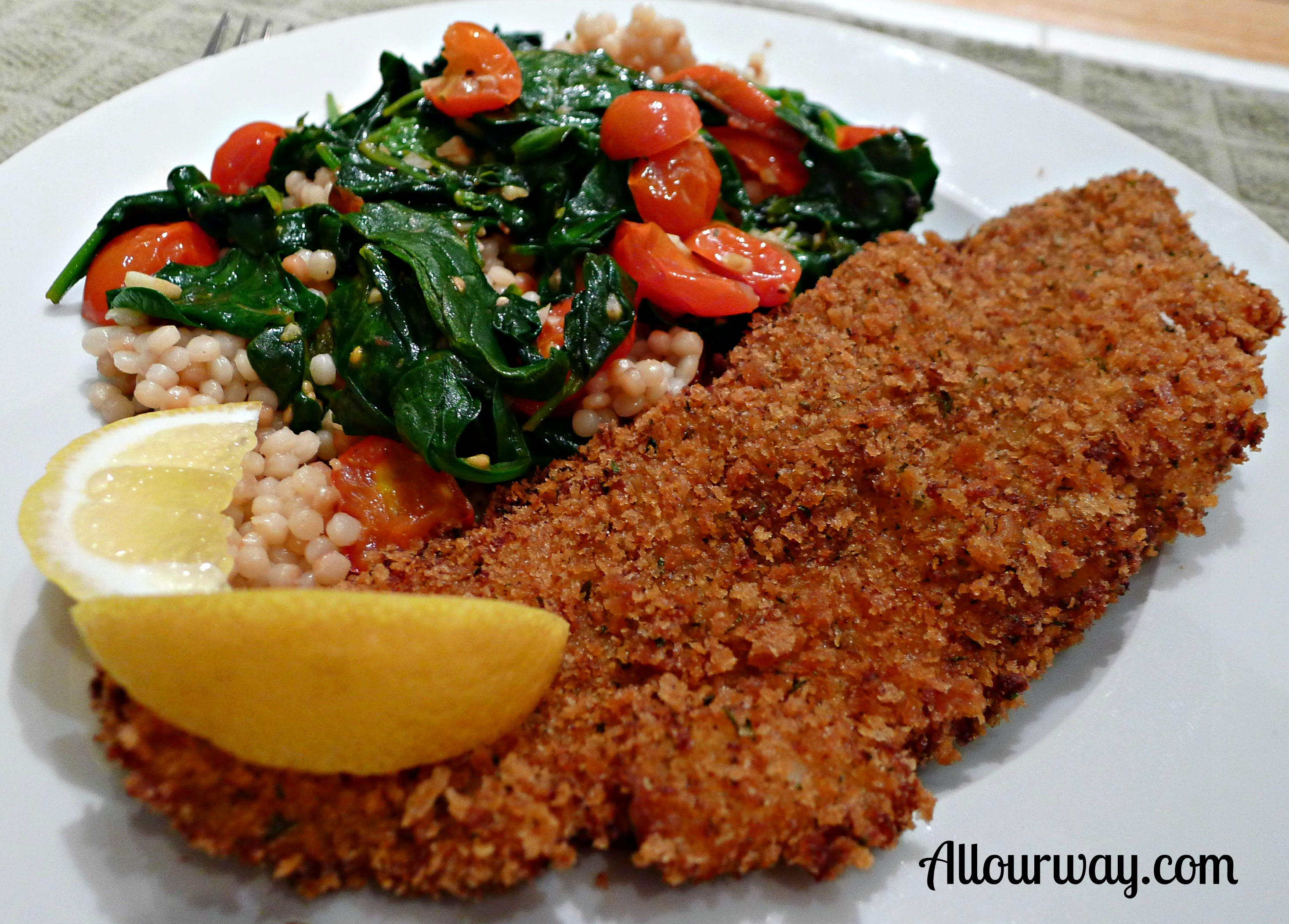 Crispy Fried Fish for Catch of the Day Special
