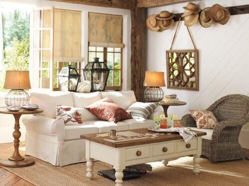It doesn 39 t fit for Pottery barn style living room ideas