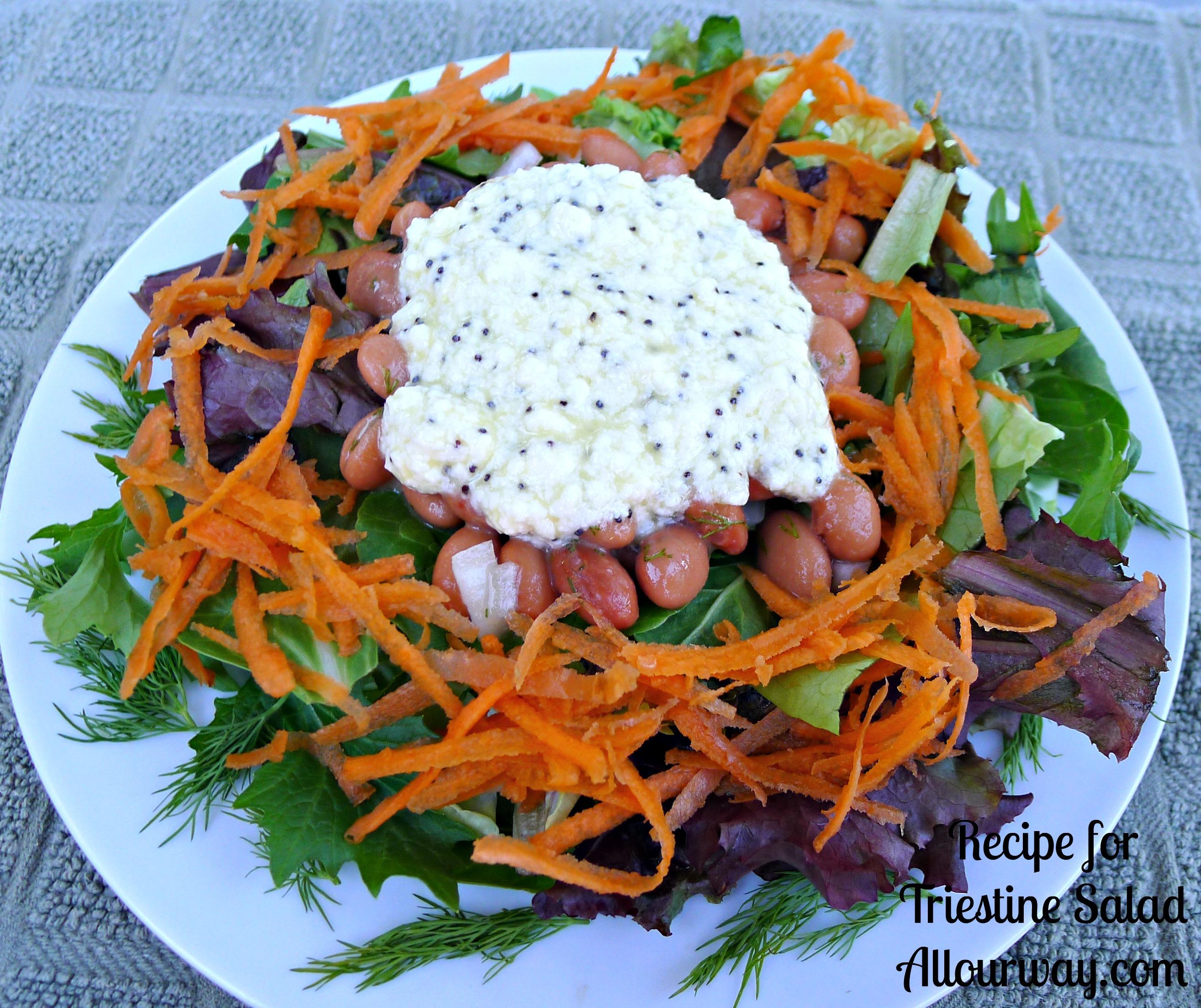 Triestine Salad { Insalata Triestina }