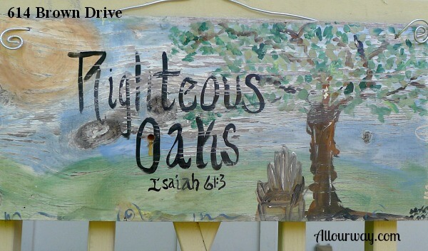 Righteous Oaks