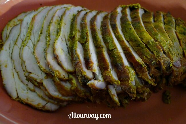 Pork Sirloin Tip Roast from Costco Sliced and Ready to Enjoy at allourway.com