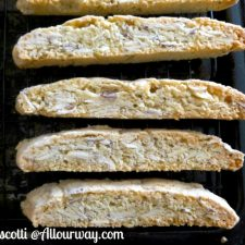 Biscotti cooling completely before serving @ allourway.com