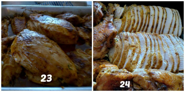Turkey Roasting steps 23-24 @allourway.com