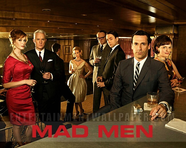 Characters from Mad Men Series @allourway.com