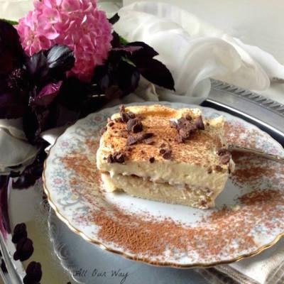 Cappuccino Gelato – Easy No Churn