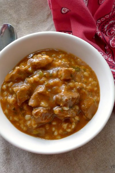 Old-Fashioned Hearty Beef Barley Soup – The Way Mamma Used To Make