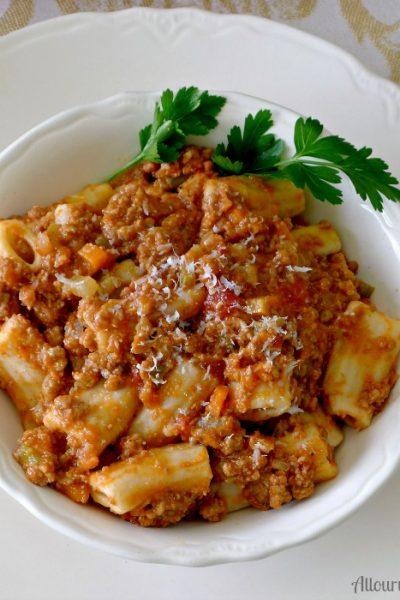Bolognese Sauce Antica A True Taste of Italy