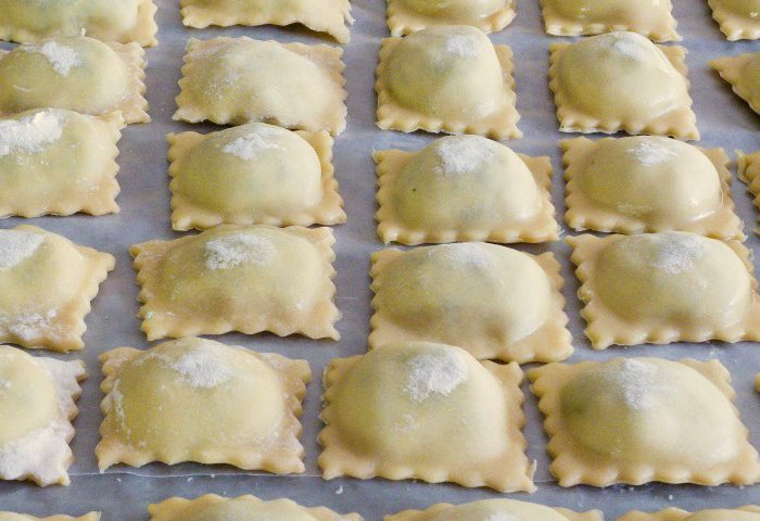 Spinach Ricotta Beef Ravioli Filling