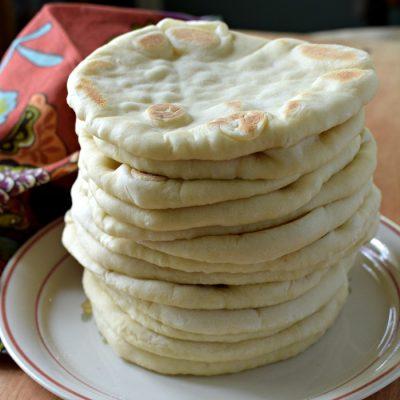 Flatbread | Easy Delicious Mediterranean All-Purpose Bread
