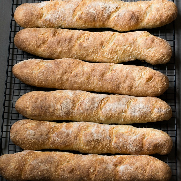 French Bread Recipe Instant Yeast