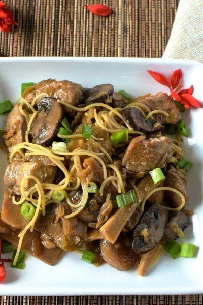 Chop Suey | Classic Chinese-American Recipe Like Mom Made