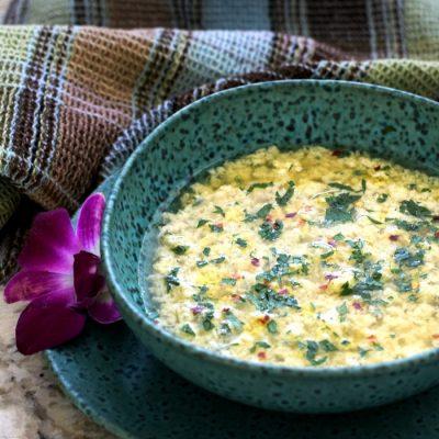 Stracciatella alla Romana A Classic Italian Egg Drop Soup